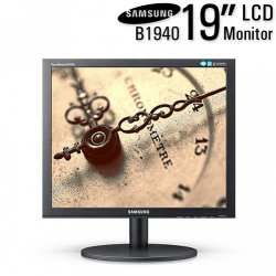 """Monitor LED, Diagonala 19"""", Samsung SyncMaster B1940, grad A-"""