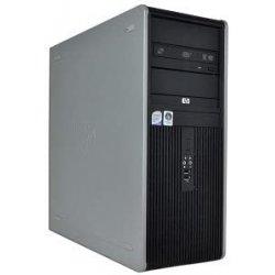Sistem Tower HP Compaq dc7800p T, Procesor C2D E6750, Memorie RAM 4096, NO HDD, DVD-RW