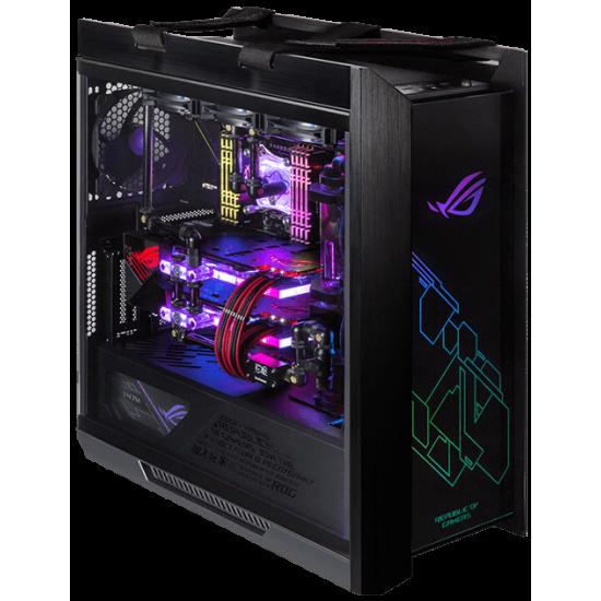 PC Asus ROG Strix Helios GX601 Gaming, i9 11900, 32 GB DDR4 2x16GB 3200MHz, EVO 980 PRO M.2 500 GB, 2 TB HDD, Nvidia Geforce RTX 2060 6GB, 650W Gold Windows 10 Home