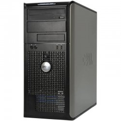 Sistem Tower C2Q Q9400 DELL OPTIPLEX 780, Memorie RAM: 4096 MB ; Memorie stocare: 160 GB; Unitate optica: DVDRW