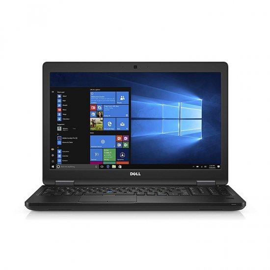 Laptop DELL PRECISION 7520, Procesor XEON E3 1545M V5, Memorie RAM 32 GB, HDD 256 GB M2, QUADRO M1200 4 GB