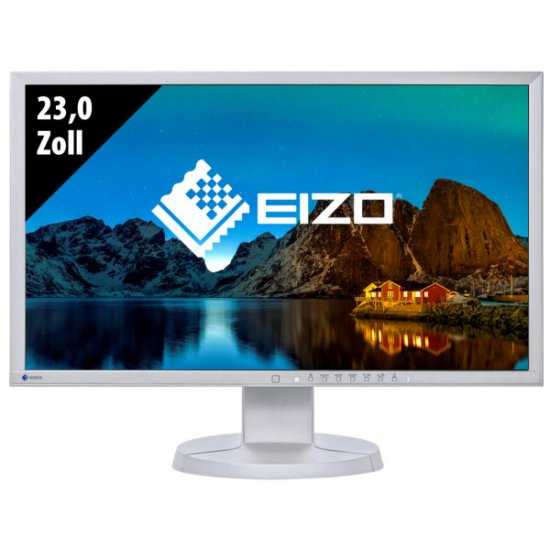 "Monitor LED, Diagonala 23"", Eizo EV2316W"