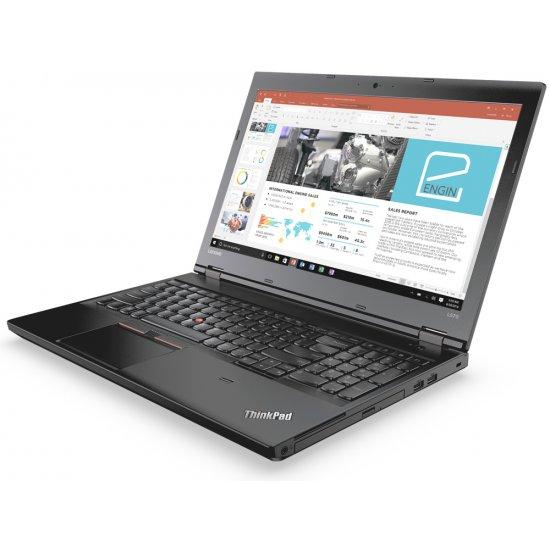 Laptop, Procesor I5 7200U, Memorie RAM 8192, HDD 256 SSD , LENOVO L570,