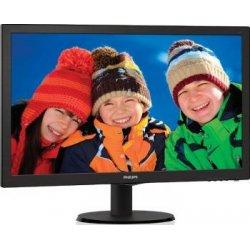 "Monitor LED 23"" PHILIPS PHL 233V5"