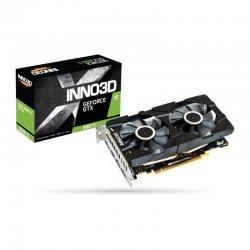 Placa video Inno3D GeForce GTX 1660 Ti Twin X2 6GB GDDR6 192-bit