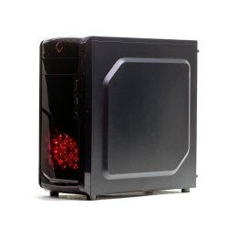 Sistem PC PRO 457 Gaming, Intel Core I5 4570, 16GB RAM, 240GB SSD, placa video RX550, RPC RED
