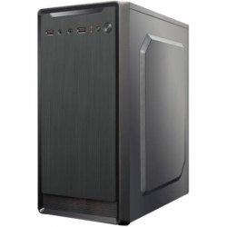 Sistem PC Lenovo PRO710 Tower, Intel Core I3 7100, 4 GB RAM, 1 TB HDD, DVD-RW, Black Case