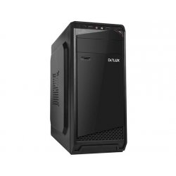 Sistem PC PRO377 Gaming, Intel Core I7 3,4GHz, 8GB RAM, 2TB HDD, placa video Geforce GT710, Black Case