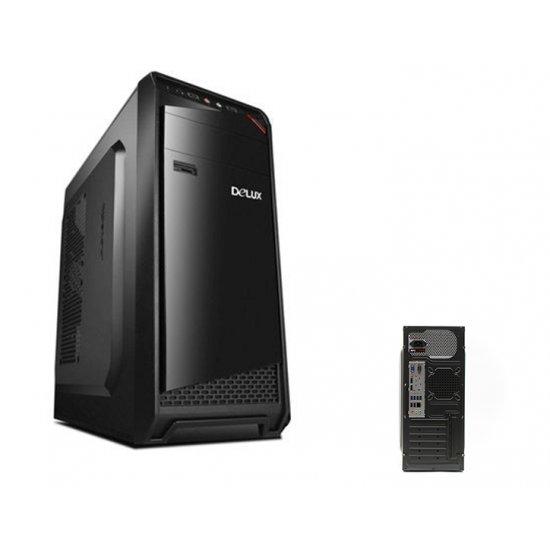 Sistem Pc PRO477 Tower, Intel Core i7 4770, 8 GB RAM, 3 TB HDD, Black Case