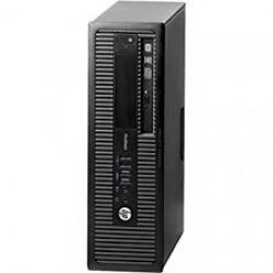 SISTEM desktop G2120 HP Compaq Pro 6300, Memorie RAM: 8192 MB ; Memorie stocare: 500 GB; Unitate optica: DVD