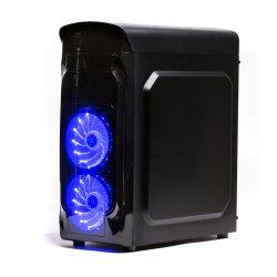 Sistem PC PRO322 Tower, Intel Core I3 3,3GHz, 8GB RAM, 240GB SSD  Bluelight
