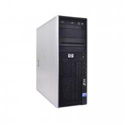 Sistem Tower Xeon W3530 HP Z400 WORKSTATION, Memorie RAM: 4096MB; Memorie stocare: 120 GB, Unitate optica: DVD RW