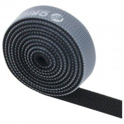 Banda prindere cabluri Orico CBT-1S neagra