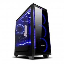 Carcasa Segotep Halo6 Plus neagra