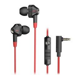 Casti Edifier GM2 SE rosii cu negru