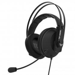 Casti gaming ASUS TUF H7 negre gri