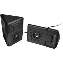 Cooler laptop Thermaltake Satellite 2-in-1 cooler cu boxe negru