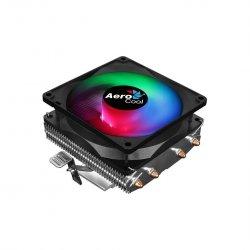 Cooler procesor Aerocool Air Frost 4 negru iluminare fRGB