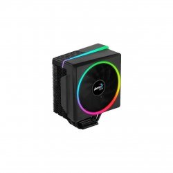 Cooler procesor Aerocool Cylon4 negru iluminare RGB