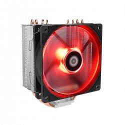 Cooler procesor ID-Cooling SE-224M iluminare rosie