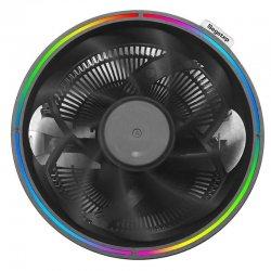 Cooler procesor Segotep Flashy Castle 120+ iluminare RGB