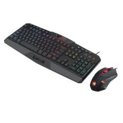 Kit gaming Redragon S101-BA 4 in 1 negru