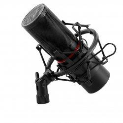 Microfon Redragon Blazar negru cu stand