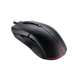Mouse gaming ASUS ROG Strix Evolve negru iluminare RGB