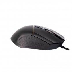 Mouse gaming NitroX GT-100 iluminare RGB negru