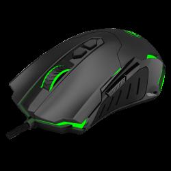 Mouse gaming T-Dagger Brigadier negru