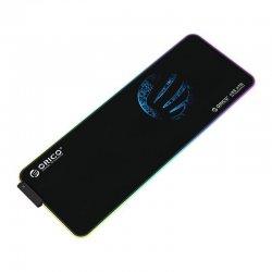 Mousepad Orico FSD-15 negru iluminare RGB
