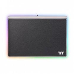 Mousepad Thermaltake Premium Argent MP1 iluminare RGB