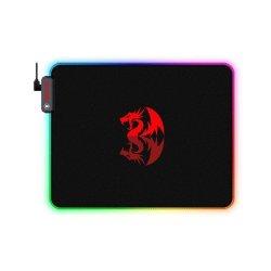 Mousepad gaming Redragon Pluto negru iluminare RGB