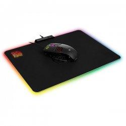 Mousepad gaming Tt eSPORTS Draconem RGB textil