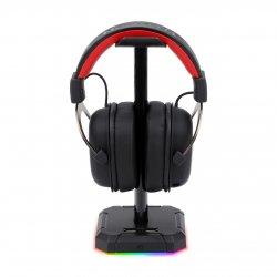 Suport casti Redragon Scepter Pro iluminare RGB