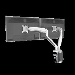 """Suport ULTRA dublu monitor, 17""""-32"""", reglare arcuri cu gaz"""