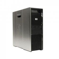 Sistem Tower, Procesor Xeon E5530, Memorie RAM 10 GB, HDD 1 TB, 2 x QUADRO FX 580, HP Z600 Workstation T