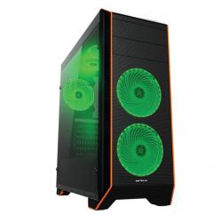 Sistem PC Gaming Maxi457, Procesor Intel® Core™ I5 4570 Ghz, 8GB RAM, Capacitate stocare 240SSD, placa video GeForce GT710, Bluelight