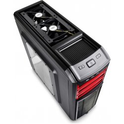 Sistem PC Gaming457, Intel Core I5 4570, 8 GB RAM, 120 GB SSD + 2TB HDD, placa video GeForce GT710, SUPERNOVA