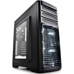 Sistem PC Gaming457, Intel Core I5 4570, 8 GB RAM, 120 SSD + 2 TB, placa video GeForce GT710, BLUELIGHT