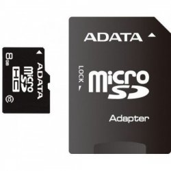 Card de memorie Micro SD 8 GB ADATA