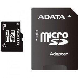 Card de memorie Micro SD 8 GB ADATA