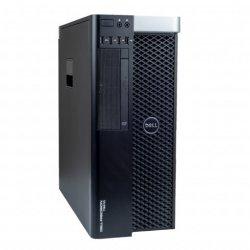Sistem Tower DELL Precision T1650 T, Procesor Xeon E3 1270 V2, Memorie RAM 16 GB, NO HDD, QUADRO 600