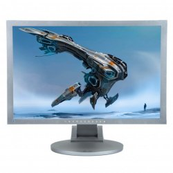 "Monitor LED, Diagonala 24"", Eizo S2431W, grad A+"