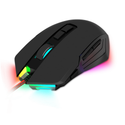 Mouse Redragon Dagger RGB negru