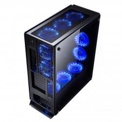 Carcasa Redragon Ironhide Gaming Case neagra