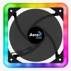Ventilator Aerocool Edge14 120mm iluminare aRGB