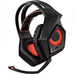 Casti gaming wireless ASUS ROG Strix negre