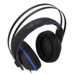 Casti gaming ASUS TUF H7 Core albastre