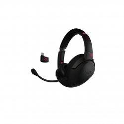 Casti gaming wireless ASUS ROG Strix GO 2.4 Electro Punk negre